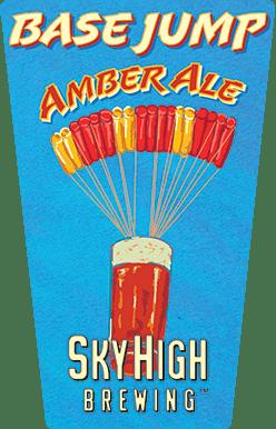 Base Jump Amber Ale