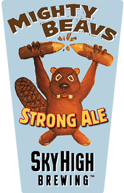 Mighty Beavs Strong Ale